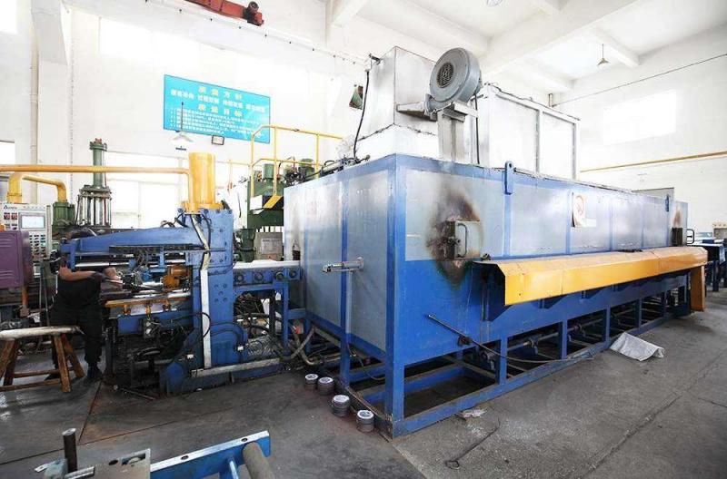 工业铝型材生产设备